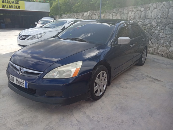 Honda Accord 2005 En Bavaro