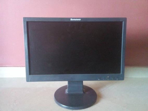 Monitor Lenovo Plano Lcd 18.5 Pulgadas
