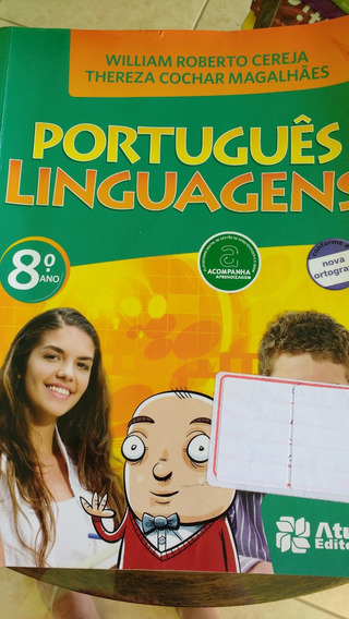 Português Linguagens 8 - William Roberto Cereja