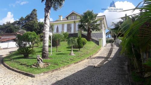 Casa A Venda No Bairro Barra Do Imbuí Em Teresópolis - Rj.  - Ca 0177-1
