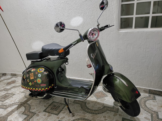 Bajaj-vespa Plus Power 150