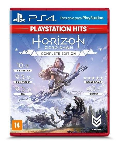 Horizon Zero Dawn Complete Edition Hits - Ps4 | Mídia Física