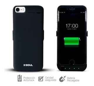 Funda Soul Power Case Cargador Bateria iPhone Xs Max
