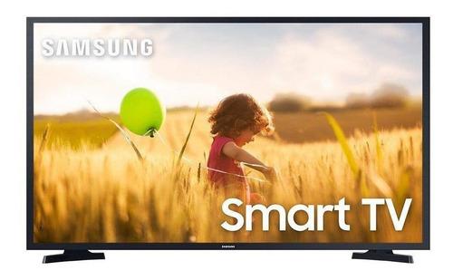 Imagem 1 de 5 de Smart Tv Led 40  Samsung Un40t5300agxzd Full Hd Usb Hdmi
