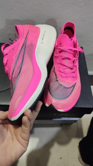 Tênis Nike Vaporfly Next % Pink 41 Brasil