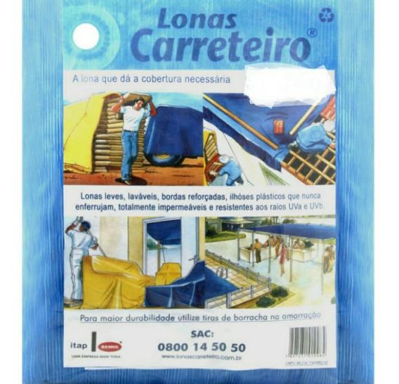 Lona De Carreteiro 4x3 Itaiper