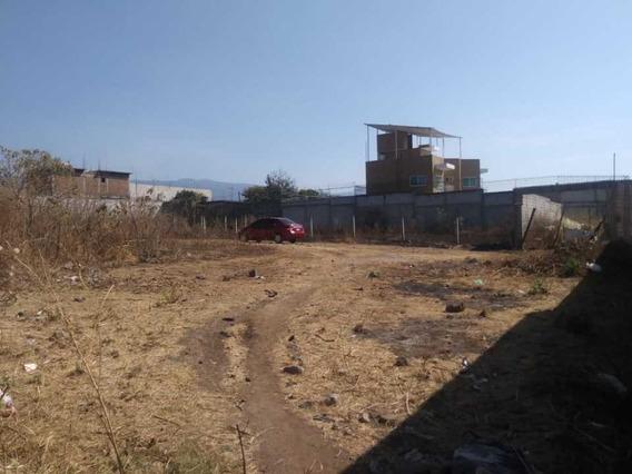 Terreno En Colonia Universo, Ahuatepec
