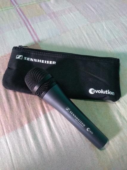 Micrófono Profesional Sennheiser, Mod. Evolution E835