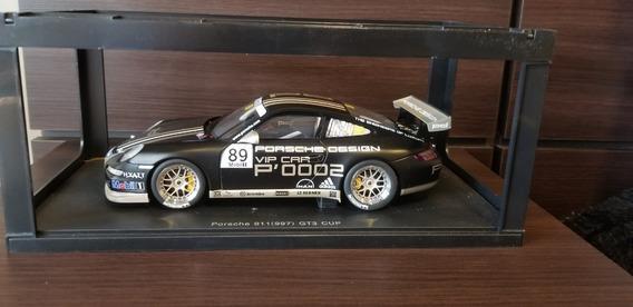 Porsche 1/18 997 Gt3 Cup Nro 0002 Autoart