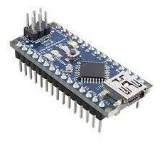 Arduino Nano V3 Atmega328p Ch340g S/ Cabo Usb Pronta Entrega