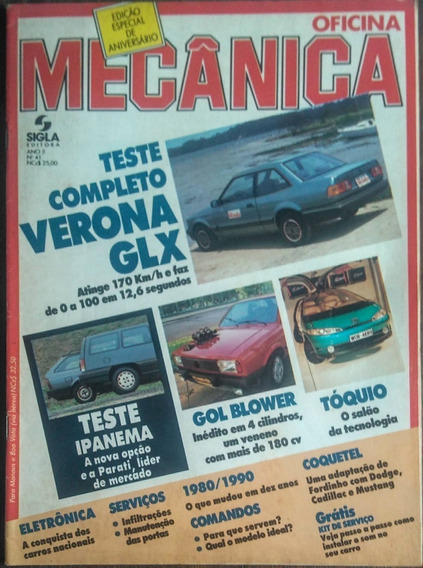 Revista Oficina Mecânica Nº41