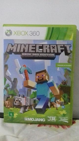 Minecraft Xbox 360 Edition Entrega Pronta