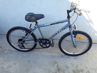 Bicicleta Rodado 20 5 Velocidades