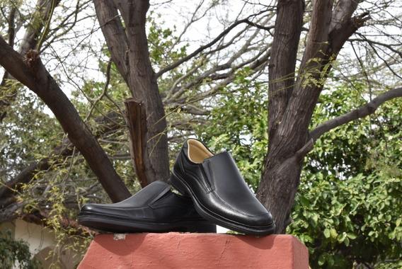 Zapatos Calzado Comodo Hombre Pazstor Piel Borrego