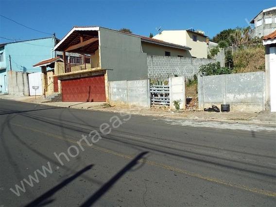 Terreno Para Venda Em Atibaia, Jardim Do Alvinópolis - Te0068
