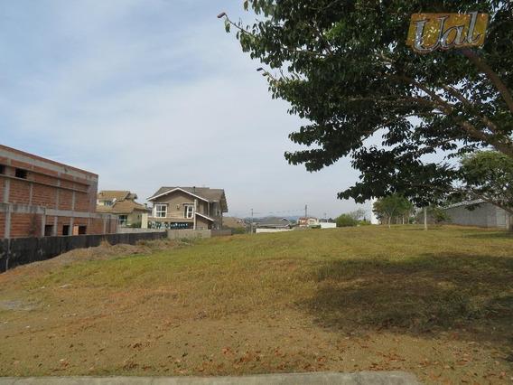 Terreno Residencial À Venda, Figueira Garden, Atibaia. - Te0944
