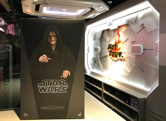 Hot Toys Star Wars Emperor Palpatine Regular 1/6 Nuevo