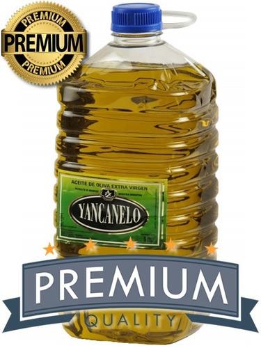 Aceite De Oliva Extra Virgen Yancanelo 5 Litros De Mendoza