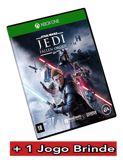 Star Wars Jedi: Fallen Order Edição Deluxe Xbox One + Brinde
