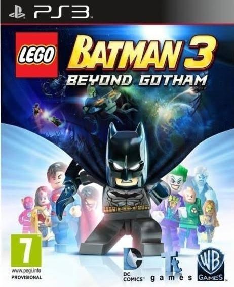 Lego Batman 3 Beyond Gotham (ps3) Português Play3 Em Oferta