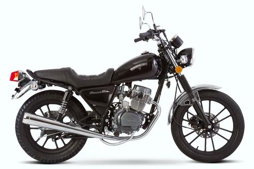 Moto Patagonian Eagle 125 Cc Zanella 0km