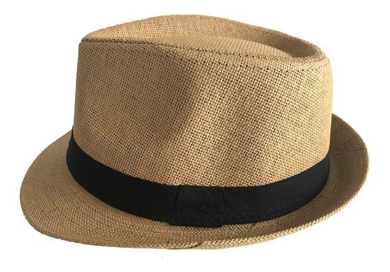 Sombrero Dandy Simil Panama Compañia De Sombreros H943352