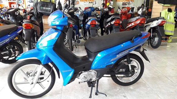 Corven Energy 125 Full 0km Tamburrino Motos