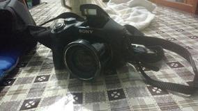 Câmera Semi Profissional Marca Sony