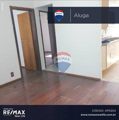 Apartamento Para Alugar Centro Mogi - Ap0204