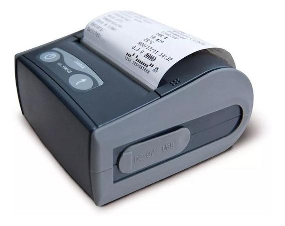 Impressora Bluetooth Datecs Dpp350 Mini Portátil