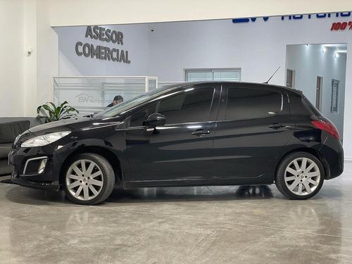 Peugeot 308 Allure Hdi Nav 2013 Financio Hasta El 100%