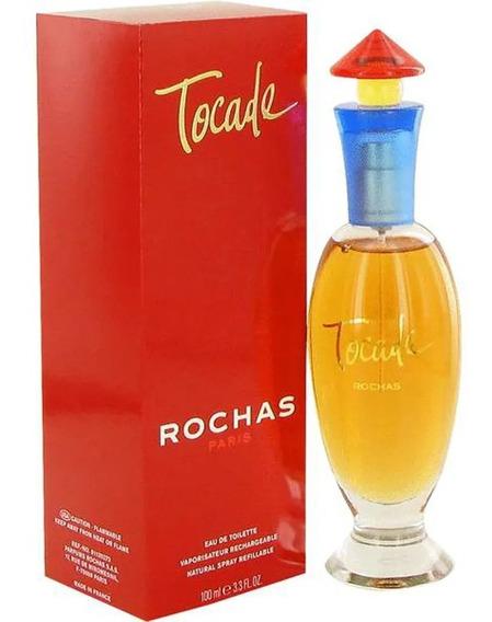 Perfume Tocade Rochas Feminino Edt 100ml Original Lacrado.