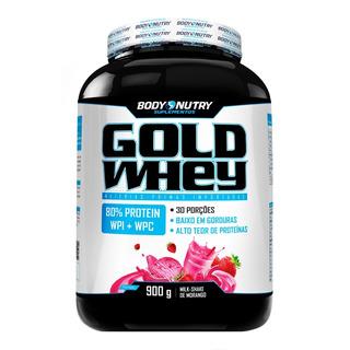 Gold Whey 900g - Body Nutry