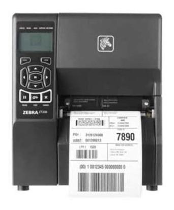 Impressora De Etiquetas Zebrazt230(usb/serial) Revisada