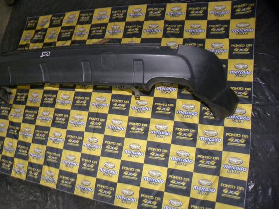 Parachoque Traseiro Parte Baixo Mitsubishi Outlander 2007 13