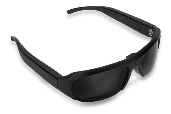 Mini Câmera Óculos De Sol Full Hd 1080p Vidro Eye Wear Dvr