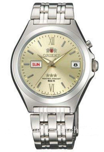 Reloj Orient Automático 3 Estrellas Hombre Original Garantía