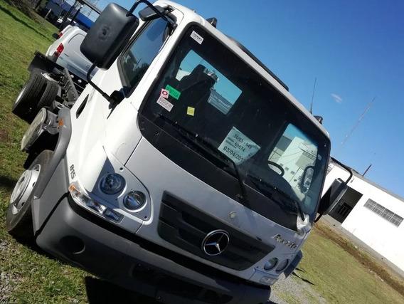 Mercedes Benz Accelo 815/39 0km 2019 Besten