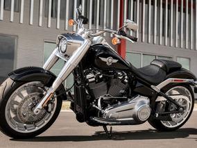 Harley Davidson 2019 / 19 Fat Boy 114 - 1868cc