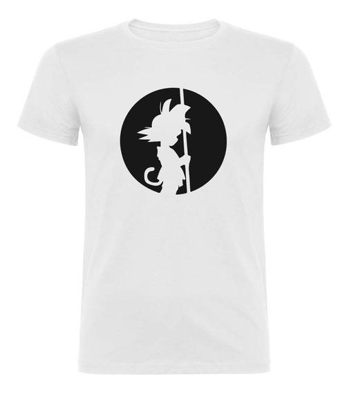 Camisetas T Shirt Goku Dragon Ball Nike adidas Jordan
