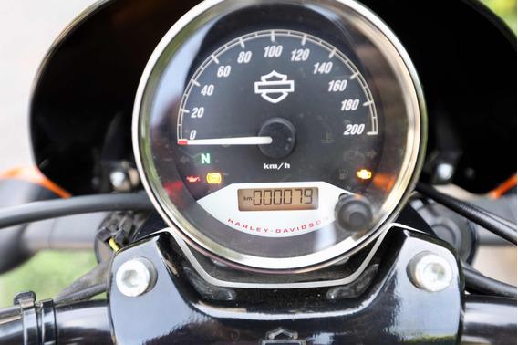 Harley-davidson Street 750 2018 $135,000