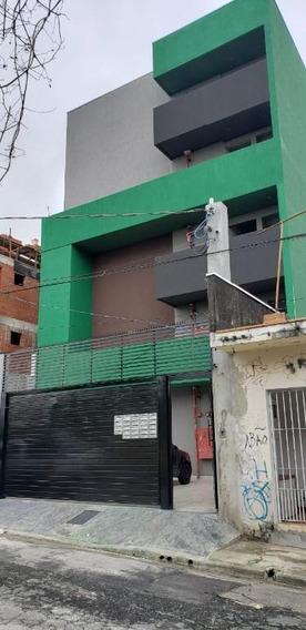 Apartamento Em Vila Matilde, São Paulo/sp De 35m² 1 Quartos À Venda Por R$ 160.000,00 - Ap232667