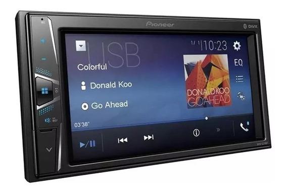 Midia Automotivo Pioneer Mvh-g218bt 6.2 Bluetooth Touch