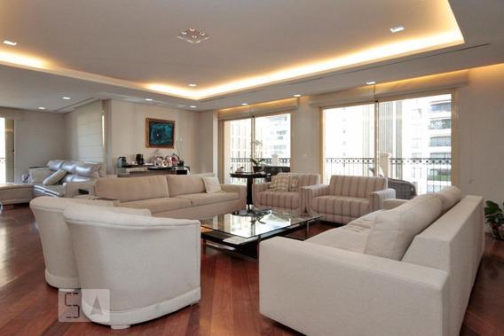 Apartamento Para Aluguel - Santa Cecília, 4 Quartos, 330 - 892924265