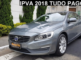 Volvo S60 2.0 T5 Kinetic Drive-e 4p Turbo Completo 2016