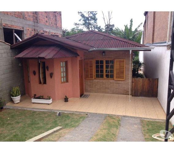 Casa Residencial À Venda, Centro, Mairiporã. - Ca0003