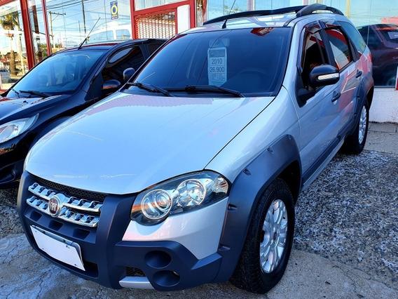 Fiat Palio Adventure 2010 1.8 Locker Flex 5p