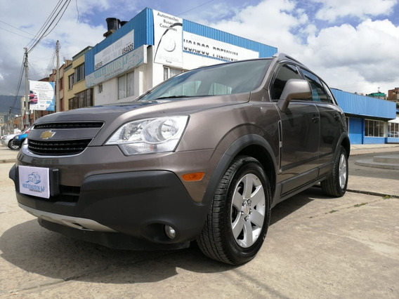 Chevrolet Captiva Sport Full Equipo 2012