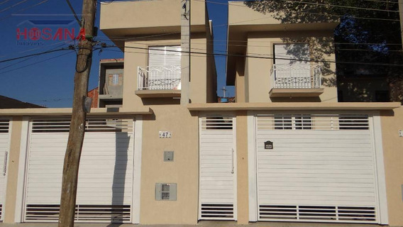 Sobrado Residencial À Venda, Estância Lago Azul, Franco Da Rocha. - So0637