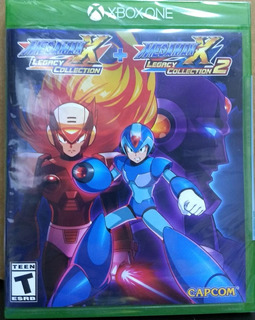 Mega Man X Legacy Collection 1 & 2 - Xbox One